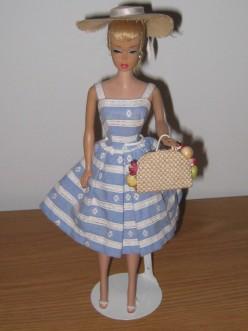 Barbie in Suburban Shopper