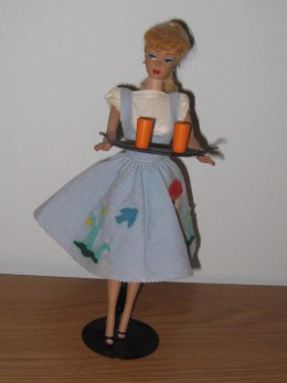 Barbie in Friday Night Date