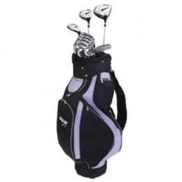 Voit V7 Ladies All Graphite Golf Club Set and Staff Bag.