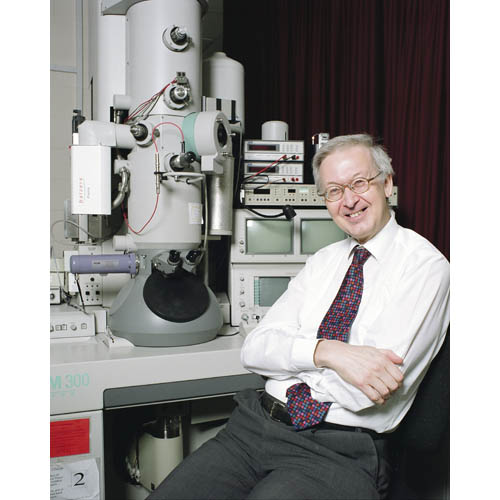 Professor Colin Humphreys, a physicist at Cambridge University in the UK.