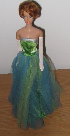 Barbie in Senior Prom