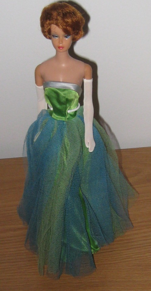 Barbie in Senior Prom