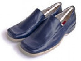 WOMENS PRACTICAL SHOES. WORN BY MARRIED FEMALE SCHOOL TEACHERS. SHE'S GOT HER HUSBAND. WHY WEAR THOSE HOT SHOES? GAME OVER.