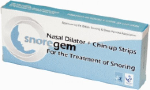 snoregem nasal dilator