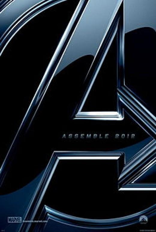 Avengers cover promo shot