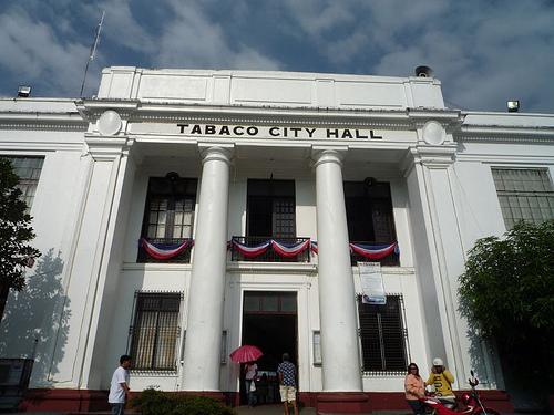 Tabaco City Hall