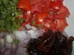 "Making Oriya Style ""Tomato Khatei"" at Home"