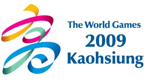 The logo from the 2009 World Games