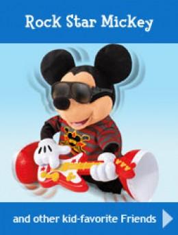 Rock Star Mickey