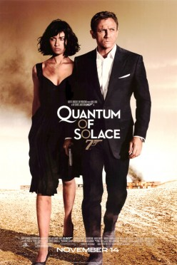Quantum of Solace (2008) - Illustrated Reference