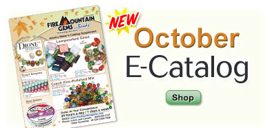 Check out the new October catalog online.