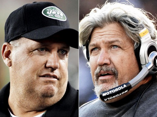 Two great defensive minds will face off against each other Sunday night