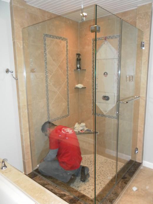 Frameless Shower Doors Houston