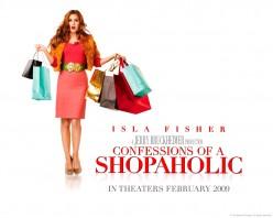 Shopaholic mania