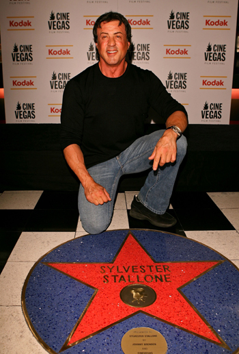 Sylvester Stallone, Hollywood Superstar