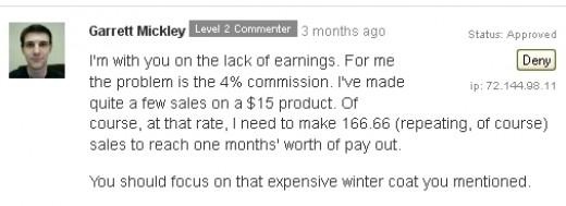 A Level 2 Commenter