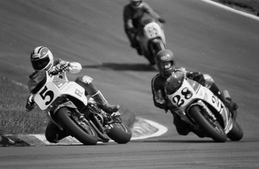 Mosport Raceway 1985