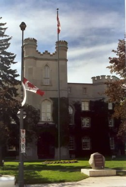 Middlesex County Court House, London, Ontario