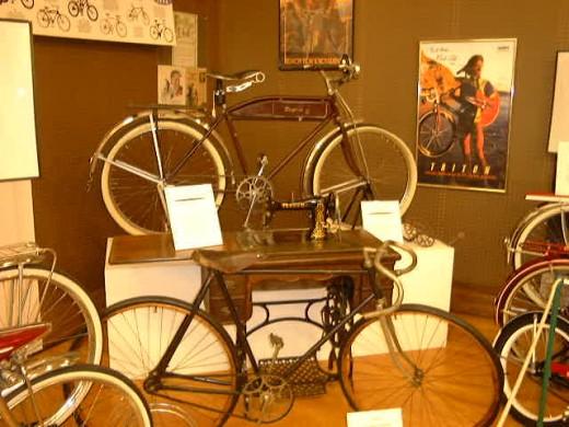 Ohio Bike Museum 1999