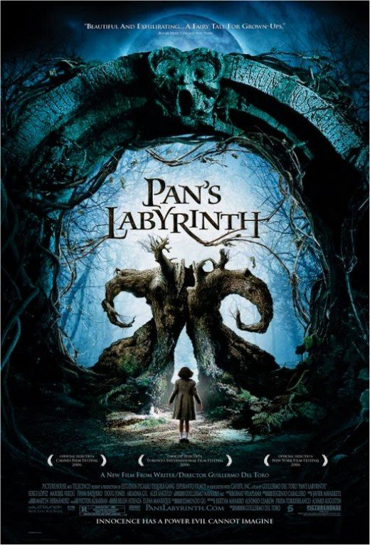 Pan's Labyrinth Directed by Guillermo Del Toro