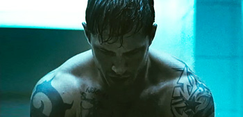Tom Hardy as Tommy Riordan