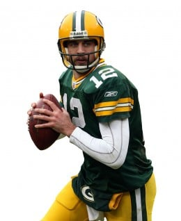 Aaron Rodgers - Green Bay Packers QB #12