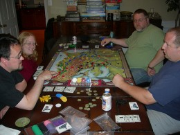 Board games ain't just for kids!