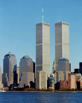 The Twin Towers - as I Like to Remember Them...