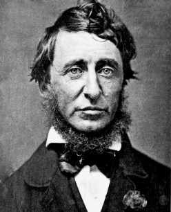 Advice from Henry David Thoreau