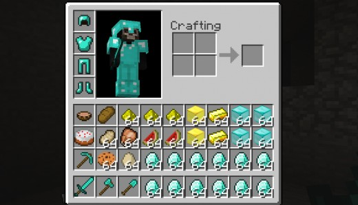 Edit your Minecraft inventory to your heart's desire!