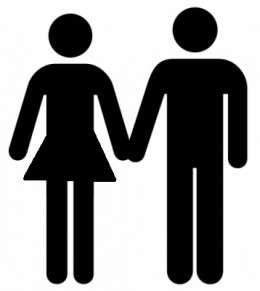 Man and woman (relationships)