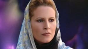 Aisha, daughter of Muammar Gaddafi