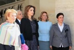 Jordanian Royal Famil;y