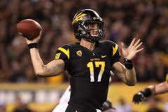 QB Brock Osweiler (Arizona State)