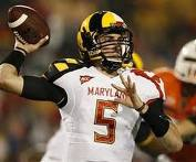 QB Danny O'Brien (Maryland)