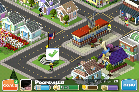 My city, Poopsville!