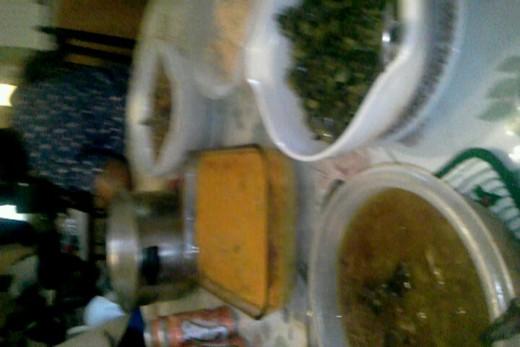 Yum! Family dinner