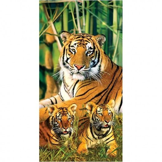 Cat beach towels are a great way to show your love of the animal. Different cat towels are panther, lion, and tigers!