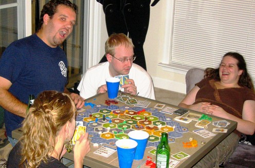 Adult board games can be fun at parties. Here is a list of a few good board ...