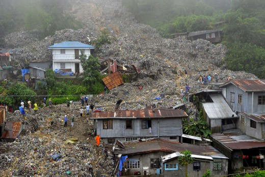 """What you throw away.. would come back to you"":  sadly, this has been realized in Baguio City with a tragic end"