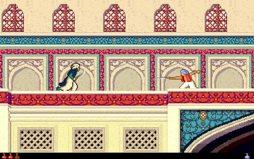 The Second Instalment of Dos Persia