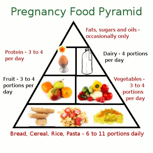 What to Eat When You are Pregnant ? Food Groups