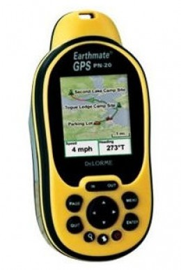 Hand-held Camping GPS