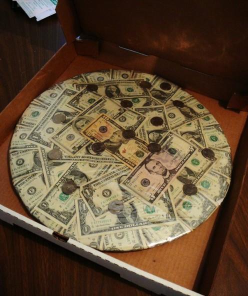 how to make a birthday money box