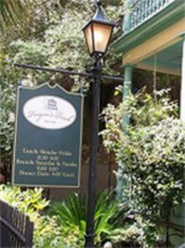 Poogans Porch is a delightful haunted Restaurant is located at 72 Queen Street in downtown Charleston and you just have to eat there.