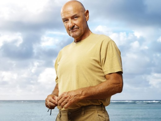 "Terry O'Quinn (John Locke on ""Lost)"