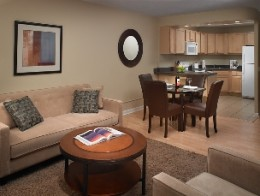 Upscale Extended Stay Hotel