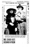 Raymond Schuck and his girlfiend, Mary McGarvey