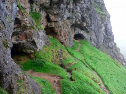 Caverns of death