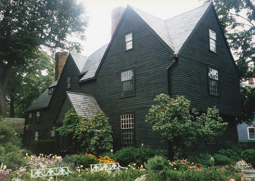 House of Seven Gables in Haunted Salem